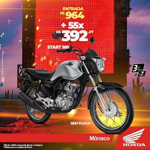 Cg Start - Honda