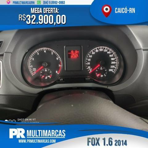 VW Fox Trend 1.6 2014 - Foto 7