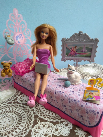 Cama da Barbie - Foto 2