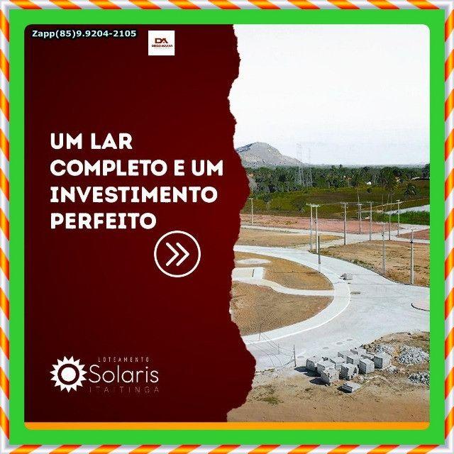 Loteamento Solaris Gererau em Itaitinga - Garanta já o seu @!#$ - Foto 8