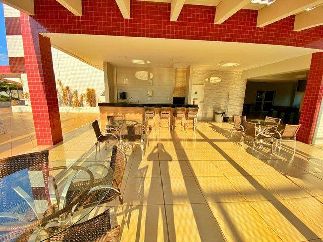 Venha conhecer o Res. Dubai - Apartamento com 3 suítes no coração de Palmas-TO - Foto 12