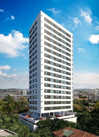 Edifício Luar da Praça, apartamentos com 1 a 2 quartos, 34 a 55 m² Casa Caiada - Olinda/PE - Foto 6