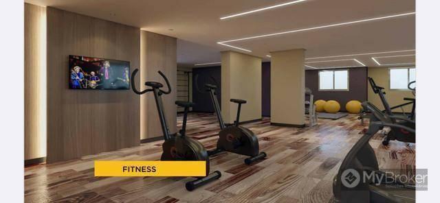 Apartamento com 3 dormitórios à venda, 83 m² por R$ 70.000,00 - Aeroviário - Goiânia/GO - Foto 11