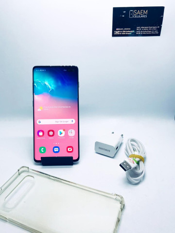 S10 plus 128gb Branco  - Foto 2