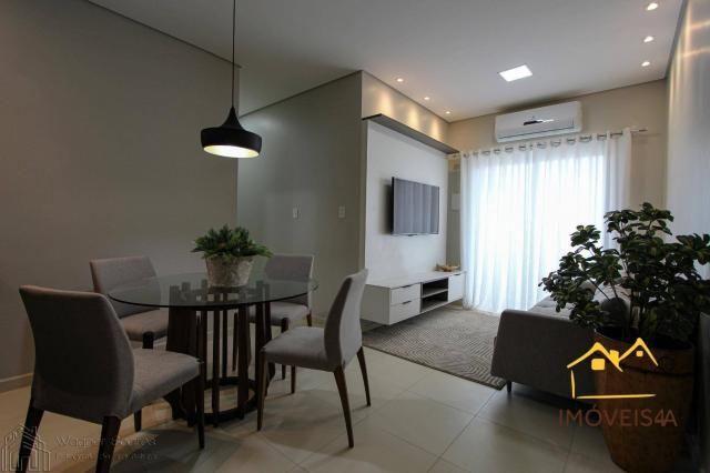 (Vende-se) Residencial Córdoba - Apartamento com 3 dormitórios à venda, 74 m² por R$ 260.0 - Foto 2