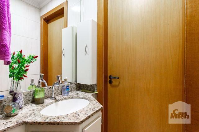 Apartamento à venda com 3 dormitórios em Alto caiçaras, Belo horizonte cod:266292 - Foto 13