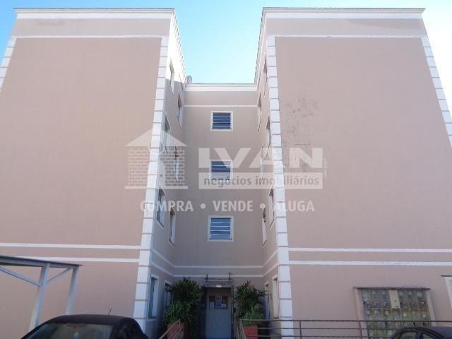 Apartamento à venda com 1 dormitórios em Gávea sul, Uberlândia cod:27527