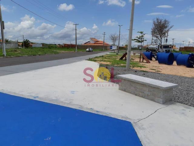 Lote à venda por R$ 110.000 - Loteamento Morada dos Ventos - Foto 6