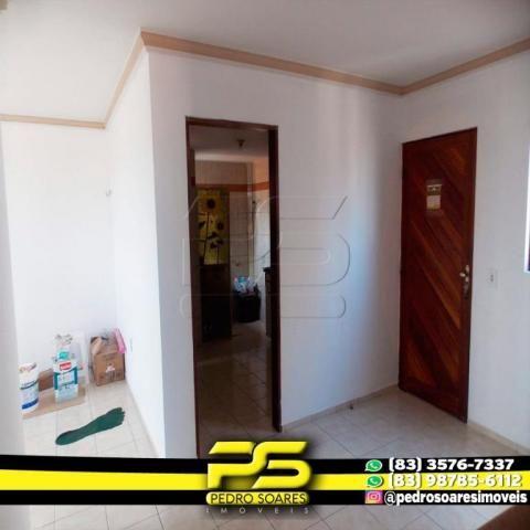 Apartamento com 3 dormitórios à venda, 73 m² por R$ 160.000 - Jardim Cidade Universitária  - Foto 6