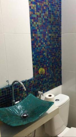 Apartamento com 3 dormitórios à venda, 80 m² por R$ 450.000 - Horto - Teresina/PI - Foto 3