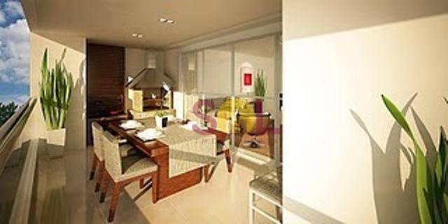 Apartamento no Poetic Condominium com 4 dormitórios à venda, 107 m² por R$ 789.872 - Jóque - Foto 5