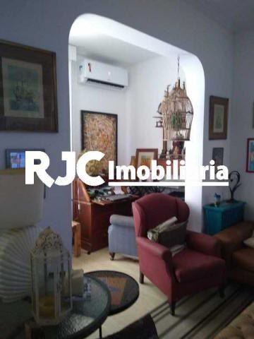 Apartamento à venda com 3 dormitórios em Alto da boa vista, Rio de janeiro cod:MBAP33026 - Foto 4