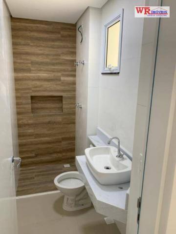 Apartamento com 2 dormitórios à venda, 66 m² por R$ 350.000,00 - Paulicéia - São Bernardo  - Foto 6