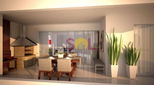 Apartamento no Poetic Condominium com 4 dormitórios à venda, 107 m² por R$ 789.872 - Jóque - Foto 4