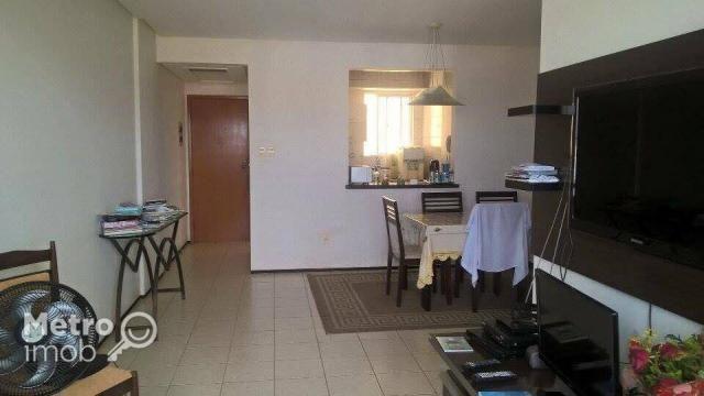 Apartamento com 3 dormitórios à venda, 105 m² por R$ 400.000,00 - Calhau - São Luís/MA