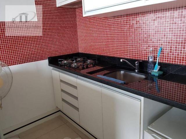 Flat com 1 dormitório à venda, 52 m² por R$ 420.000,00 - Edifício Létoile - Barueri/SP - Foto 4
