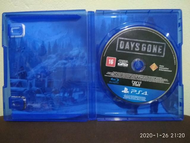 Days Gone Ps4 - Foto 2