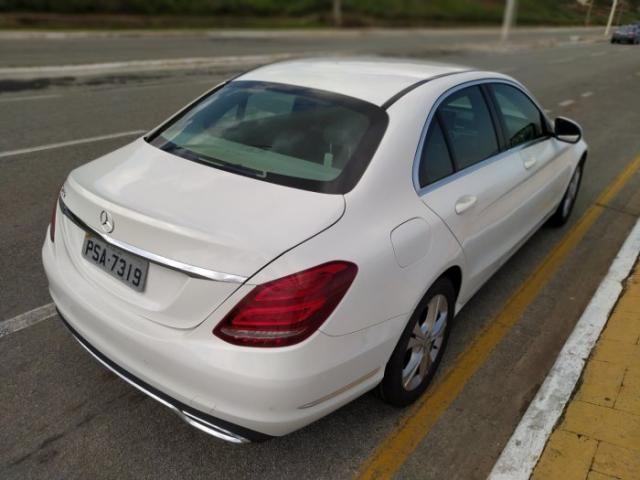 Mercedes-benz c 180 2015 1.6 cgi estate avantgarde 16v turbo gasolina 4p automÁtico - Foto 2