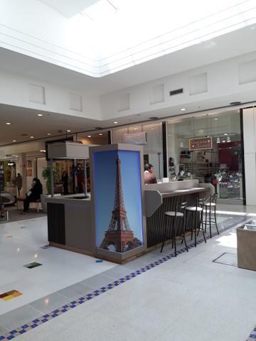 Quiosque em mdf para shopping - Foto 2