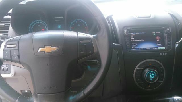 Chevrolet S10 LTZ 2014