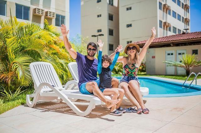 Apartamento pronto para morar com 2 quartos em Ipojuca, promoção relampago! - Foto 5