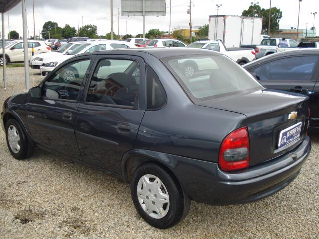 CORSA 2007/2008 1.0 MPFI CLASSIC SEDAN LIFE 8V FLEX 4P MANUAL - Foto 4