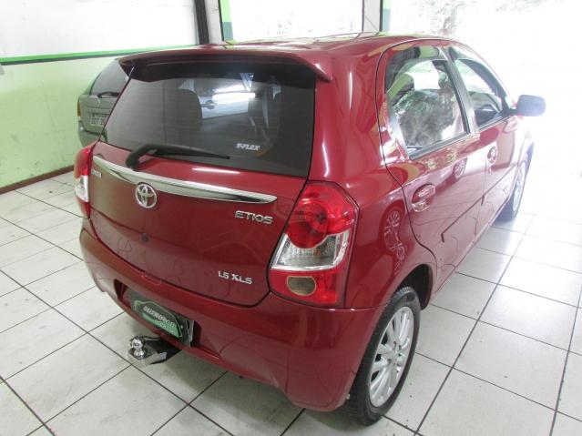 TOYOTA ETIOS 2013/2013 1.5 XLS 16V FLEX 4P MANUAL - Foto 4