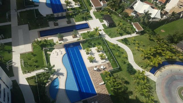 Apartamento 4 quartos frente do Mar de Patamares . Oportunidade Hemisphere 360 - Foto 4