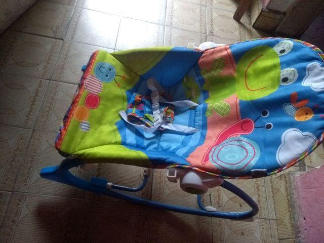 CADEIRA FISHER PRICE - Foto 2