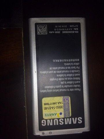 Bateria Samsung G900 Galaxy S5 Com quase 2 meses de uso