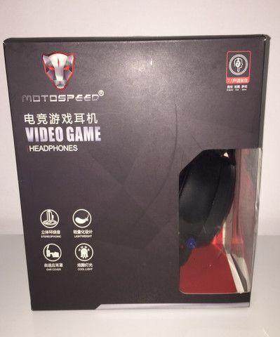 Headset Gamer Motospeed
