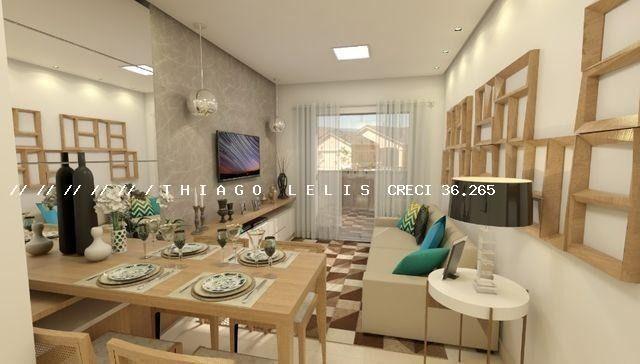Apartamento de 2 Qtos varanda vaga e elevador em Bandeirantes - Foto 5