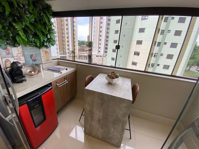 Belíssimo apartamento todo reformado 3 quartos sendo 1 suíte Nova Suíça Ed. Navegantes - Foto 8
