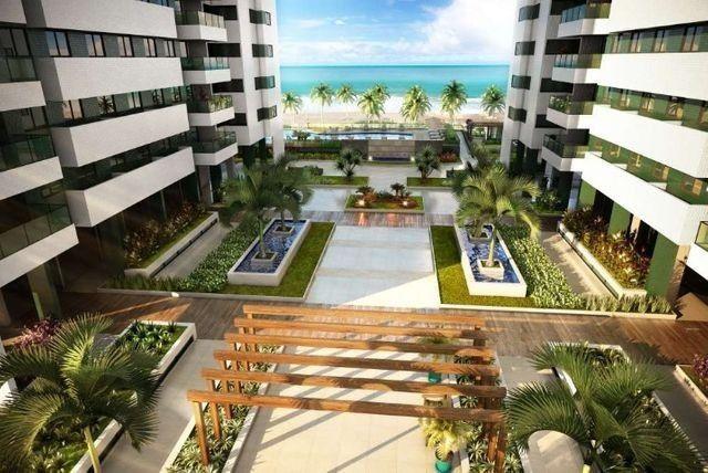 Condominio Gran Marine pé na areia em guaxuma, excelente investimento!! - Foto 14