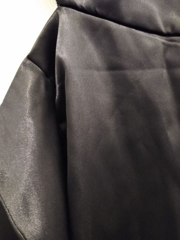 Vestido longo preto de festa - Foto 5