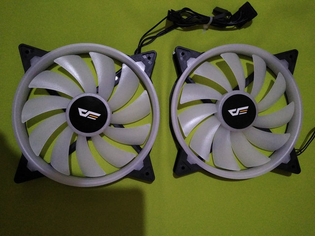Cooler Fan RGB 200mm