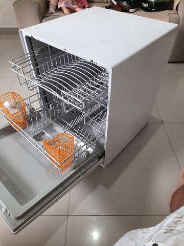 Lava-Louças Brastemp Clean 6 Serviços - BLF06AB Branco - Foto 2