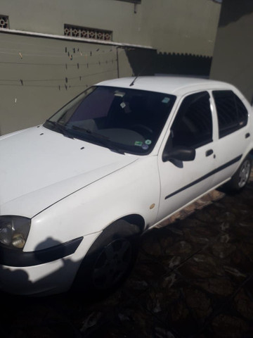 Fiesta 2002 sedan