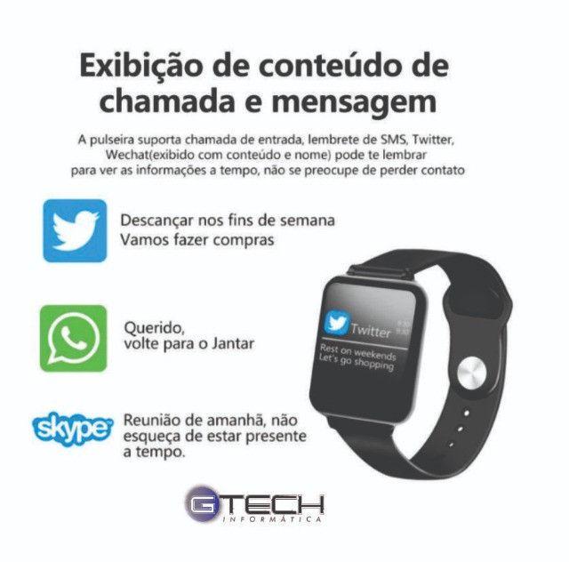 Smartwatch Relógio Inteligente HeroBand 3 B57 - Foto 6