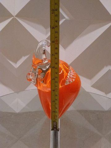 Elefante decorativo em cristal (20cm) - Foto 4