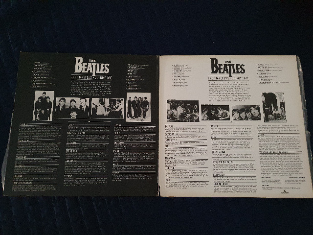 Vinil The Beatles Past Masters Volumes ONe & Two - Foto 3