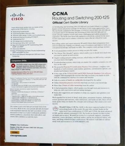 Kit Ccna Routing And Switching 200-125 - Foto 4
