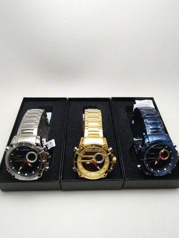 Relógio Naviforce Digital e Analógico - Foto 4