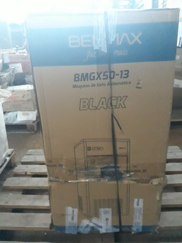 maquina de gelo automatica benmax black-13 kg-220v - Foto 3