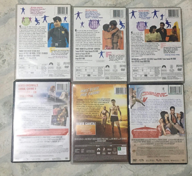 DVD Filmes Elvis Presley  - Foto 2