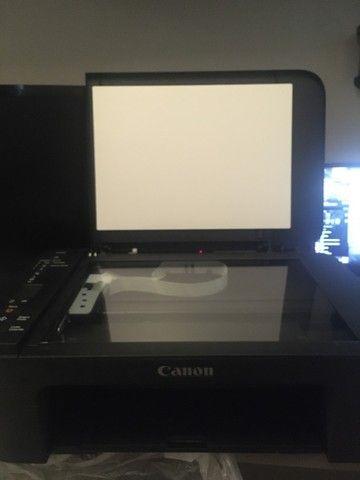 Impressora nova Canon