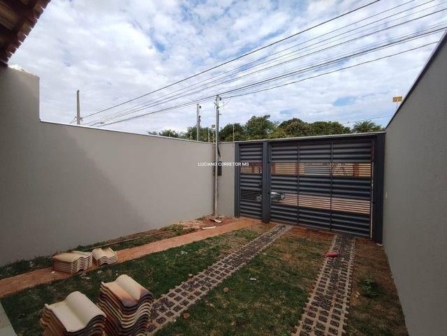 CAMPO GRANDE - Casa Padrão - Jardim Batistão - Foto 9