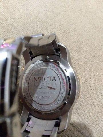 Vendo relógio invicta - Foto 6