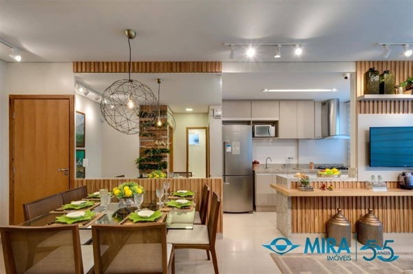 Apartamento com 2 quartos no Uptown Home - Bairro Jardim Europa em Goiânia