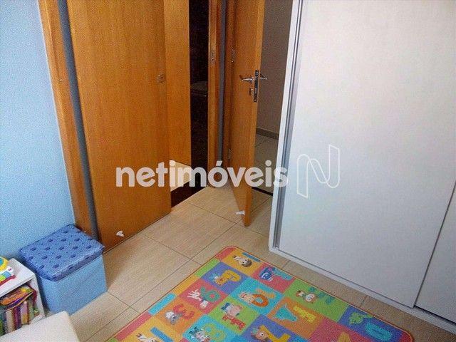 Apartamento à venda com 2 dormitórios em Castelo, Belo horizonte cod:371767 - Foto 9